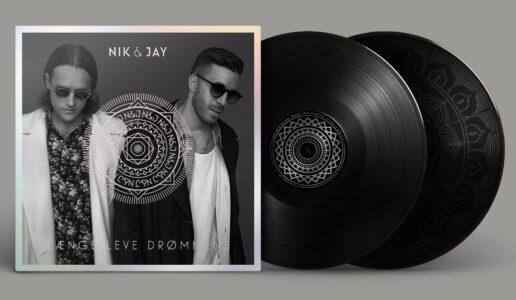 Nik+Jay LLD Vinyl