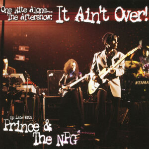 Prince-oneNiteAlone-aftershow
