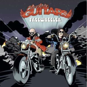 Electric Guitars -Freewheeler (album cover) (002)